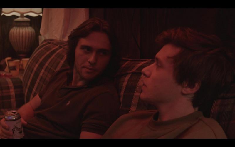 Ralph Lauren Men's Polo Shirt of Matt Visser as Chris in A Teacher TV Show