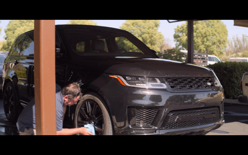 Range Rover Sport Black Car in A California Christmas (3)