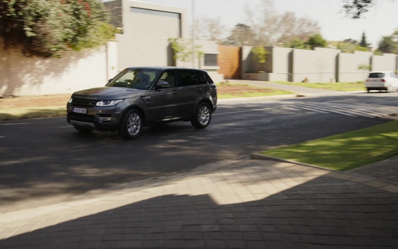 Range Rover Sport Car in Professionals S01E05 (1)