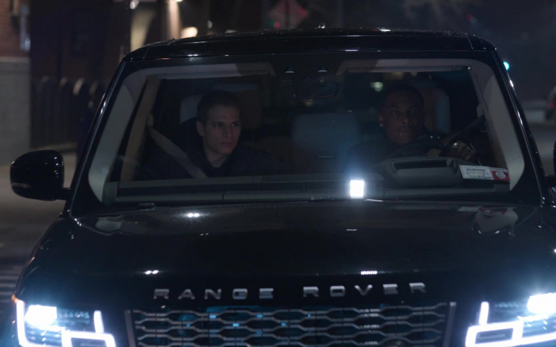 Range Rover Vogue Car of Woody McClain as Cane Tejada in Power Book II Ghost S01E06 (1)
