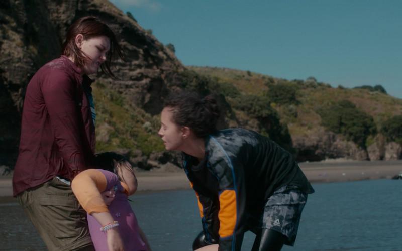 Reebok Camo Shorts of Erana James as Toni Shalifoe in The Wilds S01E01 (1)