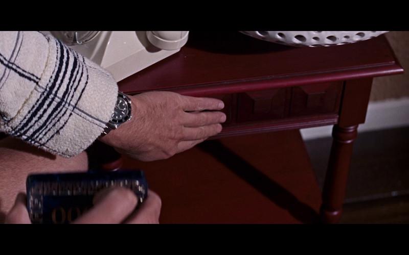 Rolex Men's Watch in On Her Majesty's Secret Service (1969)