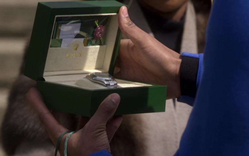 Rolex Men's Watch in Power Book II Ghost S01E08 TV Show