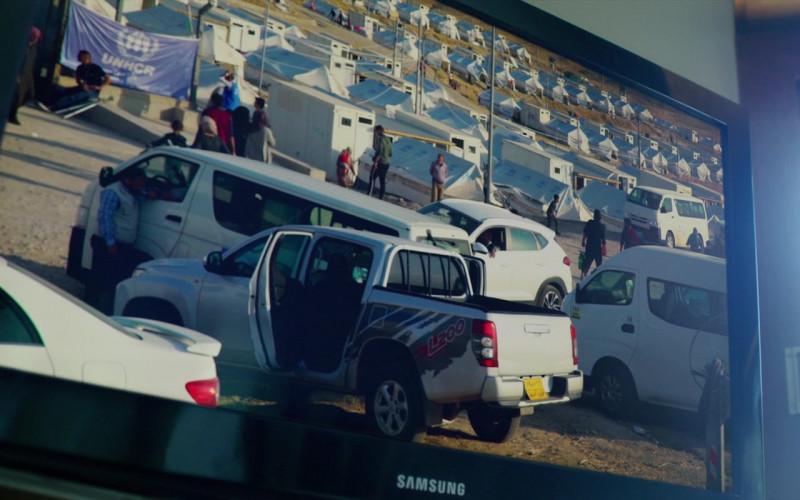Samsung TV in Songbird (2020)
