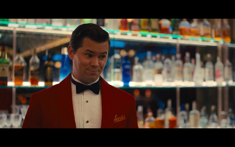 Sardi's Restaurant Jacket of Andrew Rannells as Trent Oliver in The Prom (2020)