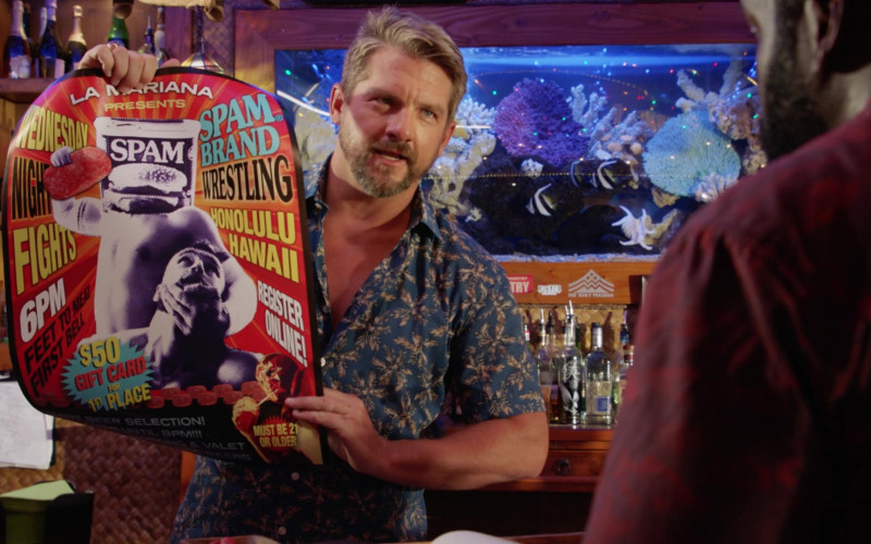 Spam Canned Meat (Poster) in Magnum P.I. S03E02