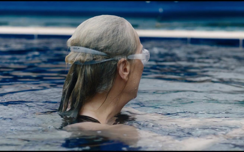 Speedo Swimming Goggles of Meryl Streep as Alice Hughes in Let Them All Talk (1)