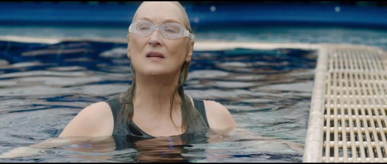 Speedo Swimming Goggles of Meryl Streep as Alice Hughes in Let Them All Talk (2)