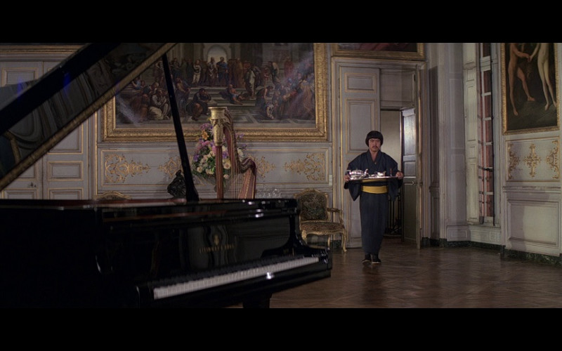 Steinway & Sons Piano in Moonraker (1979)