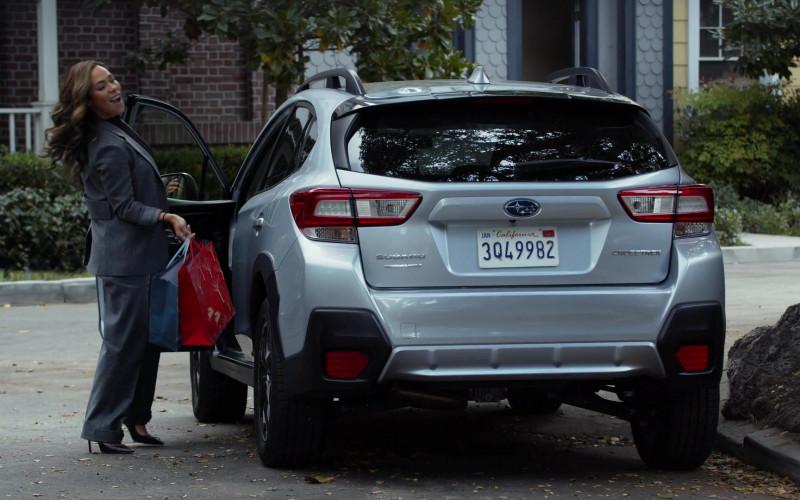 Subaru Crosstrek Car of Jessica Camacho as Emily Lopez in All Rise S02E05 The Perils of the Plea (2020)