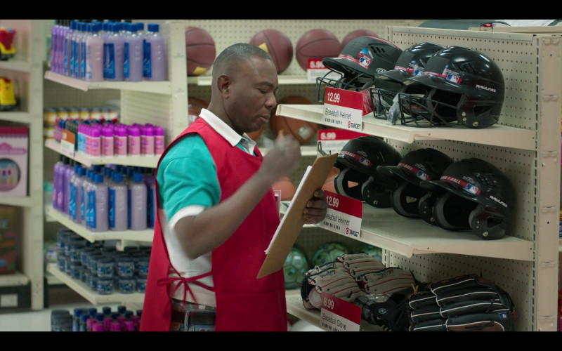 Target Store in Selena The Series S01E07 (1)