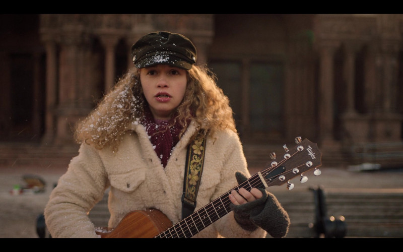Taylor Guitar in Godmothered (2020)