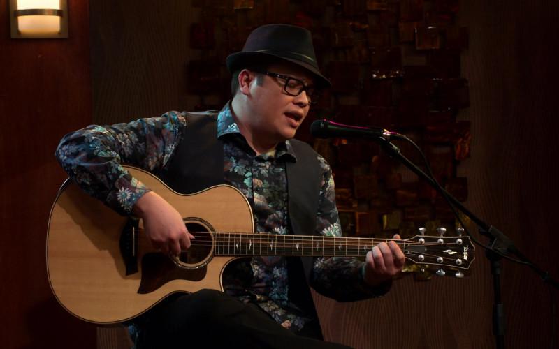 Taylor Guitar in Mr. Iglesias S03E04