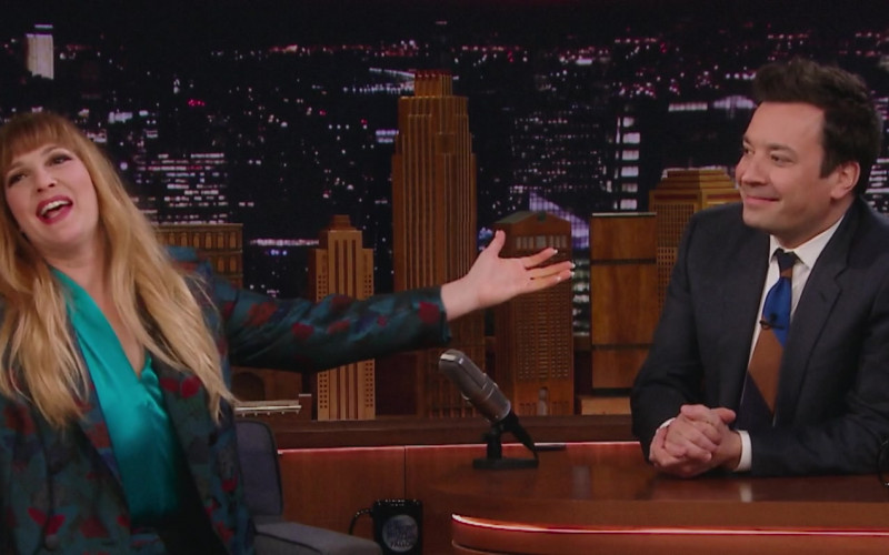 The Tonight Show Starring Jimmy Fallon in The Stand In (1)