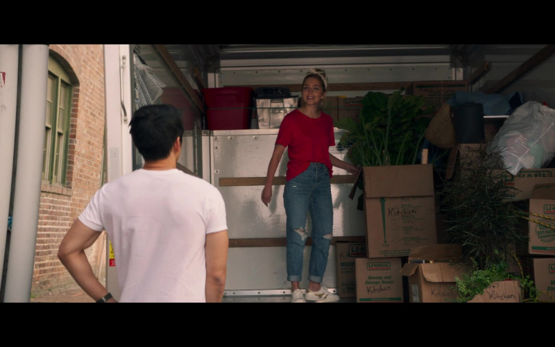 U-Haul Boxes in All My Life (2020)