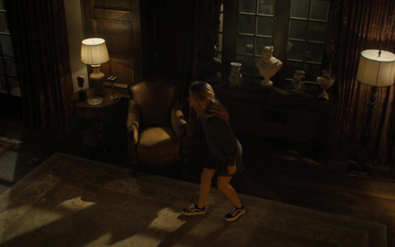 Vans Sneakers of Kelly Lamor Wilson as Ginny in Freaky (2020)