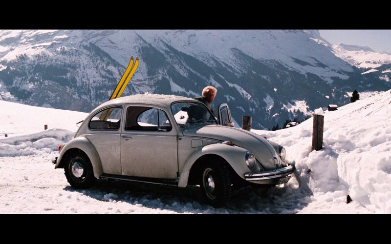 Volkswagen 1300 Car in On Her Majesty's Secret Service (1969)