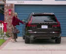 Volvo XC60 Black SUV in A Very Charming Christmas Town (2020...