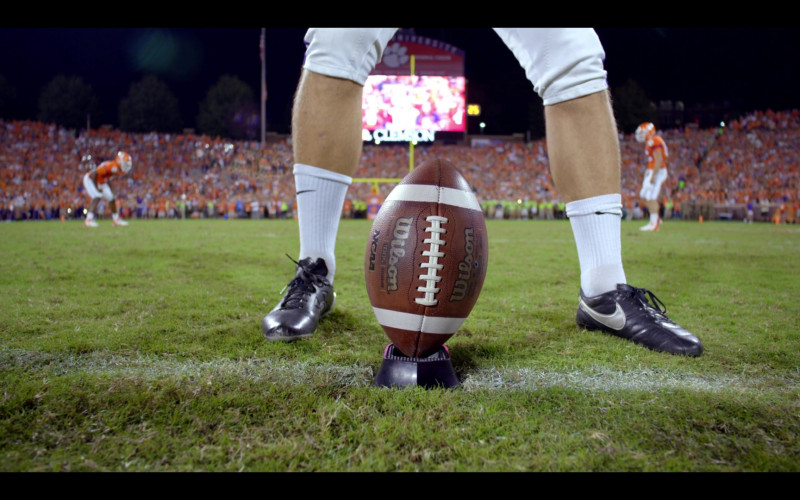 Wilson Football in Safety (1)
