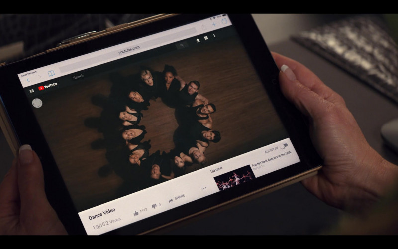 Youtube Website in Tiny Pretty Things S01E09 It's Not the Waking, It's the Rising (2020)