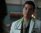3M Littmann Green Stethoscope of Brian Marc as Dr. Enrique G...