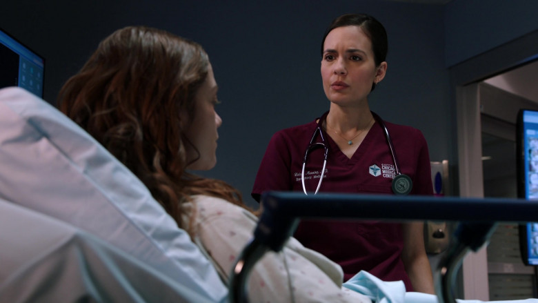 3M Littmann Stethoscope Used by Torrey DeVitto as Dr. Natalie Manning in Chicago Med S06E04 (2)