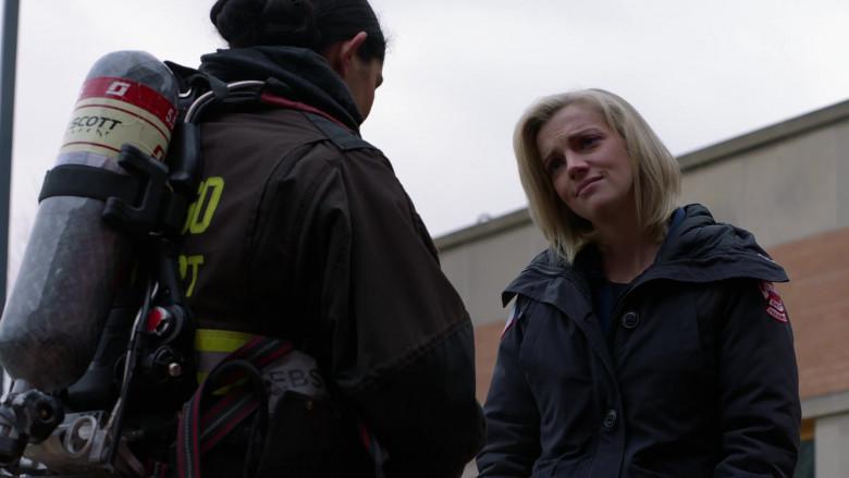 3M Scott Fire & Safety Equipment in Chicago Fire S09E04 (1)