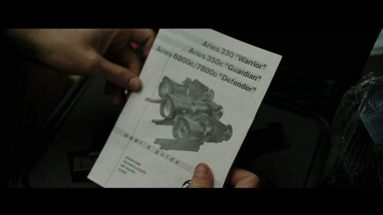 ATN Aries Manual in Eagle Eye (2008)