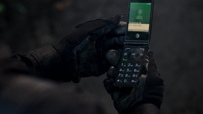 AT&T Phone in Power Book II Ghost S01E10 Heart of Darkness (2021)