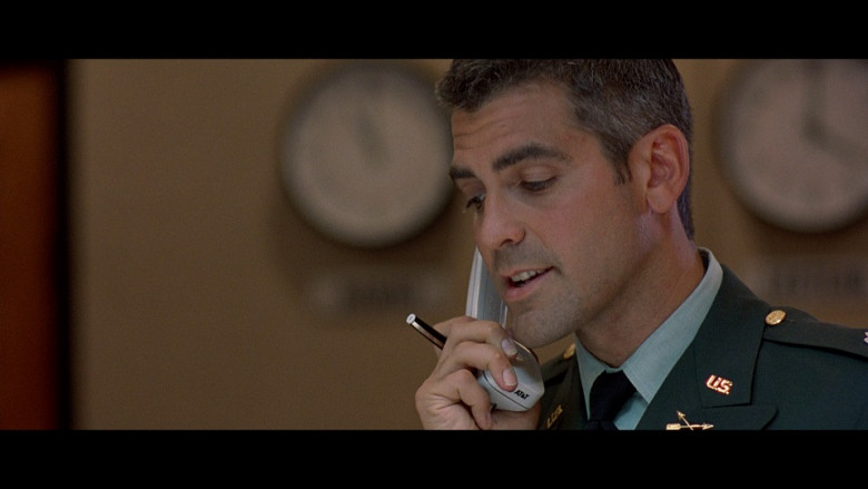 AT&T Telephone Used by George Clooney as Lt. Col. Thomas Devoe in The Peacemaker (1997)