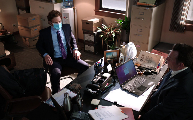 Acer Laptop in Chicago Med S06E04 In Search of Forgiveness, Not Permission (2021)