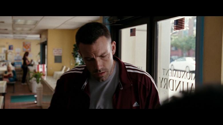 Adidas Men's Jackets of Ben Affleck as Douglas 'Doug' MacRay in The Town (1)