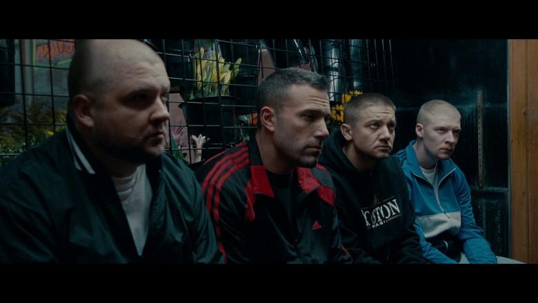 Adidas Men's Jackets of Ben Affleck as Douglas 'Doug' MacRay in The Town (2)