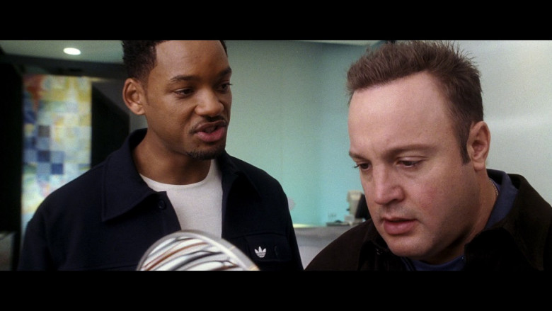 Adidas Men's Shirt of Will Smith as Alex Hitchens in Hitch (2005)