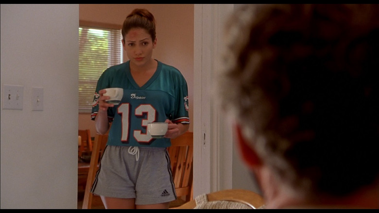 Adidas Women's Shorts of Jennifer Lopez as Karen Sisco in Out of Sight (1998)