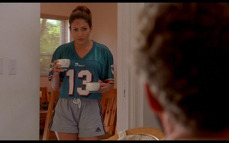 Adidas Women's Shorts of Jennifer Lopez as Karen Sisco in Out of Sight (1998)