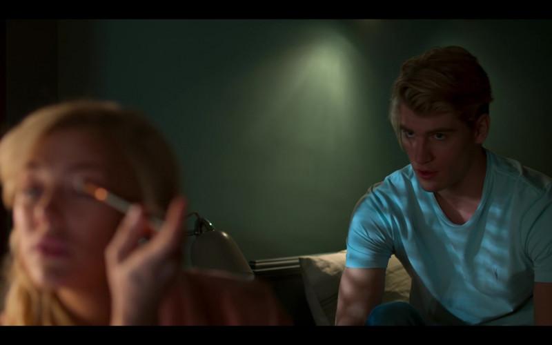 AllSaints Men's T-Shirt of Danny Griffin as Sky in Fate The Winx Saga S01E03 (1)
