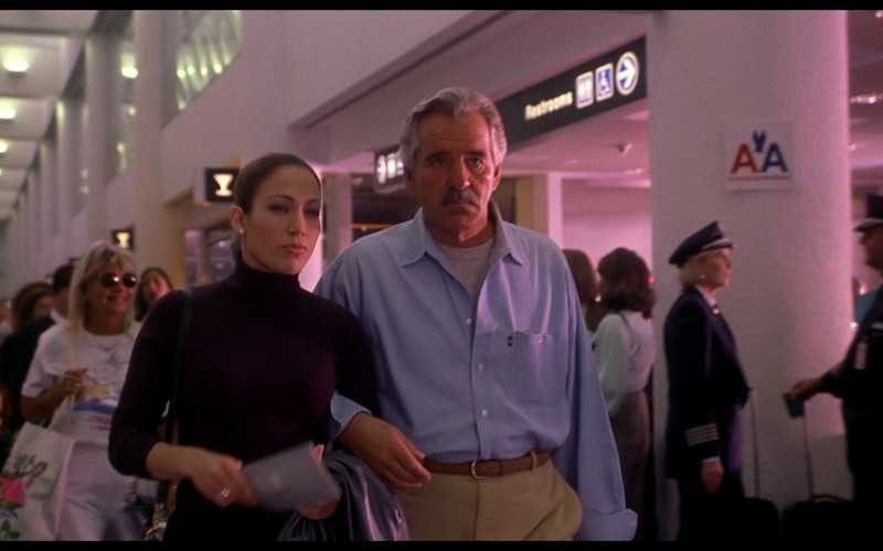 American Airlines in Out of Sight (1998)