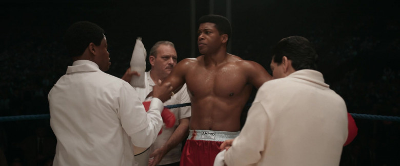 Ampro Boxing Shorts of Eli Goree as Muhammad Ali in One Night in Miami (1)