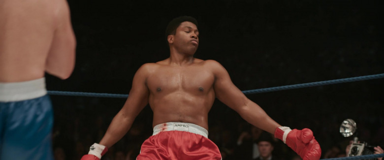 Ampro Boxing Shorts of Eli Goree as Muhammad Ali in One Night in Miami (2)