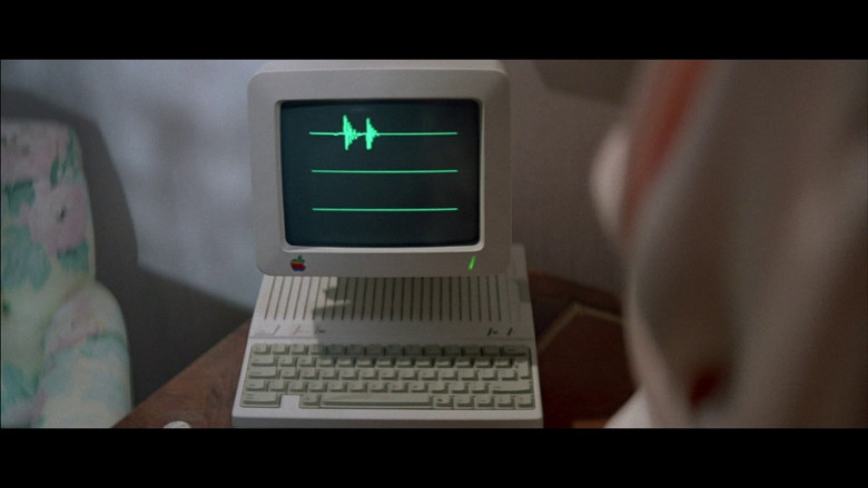 Apple Computer in A View to a Kill (1985)
