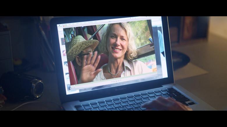 Apple MacBook Pro Laptop Used by Naomi Watts as Sam Bloom in Penguin Bloom (2)