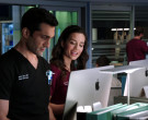 Apple iMac Computers in Chicago Med S06E03 Do You Know the ...