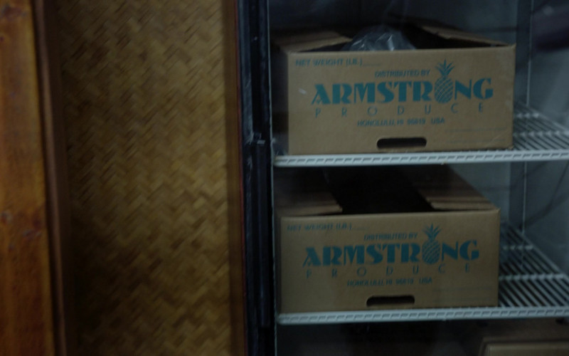 Armstrong Produce in Magnum P.I. S03E05 The Day Danger Walked In (2021)