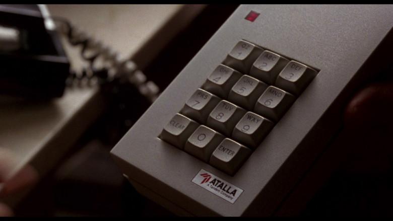 Atalla (A Tandem Company) bank device in Ransom (1996)