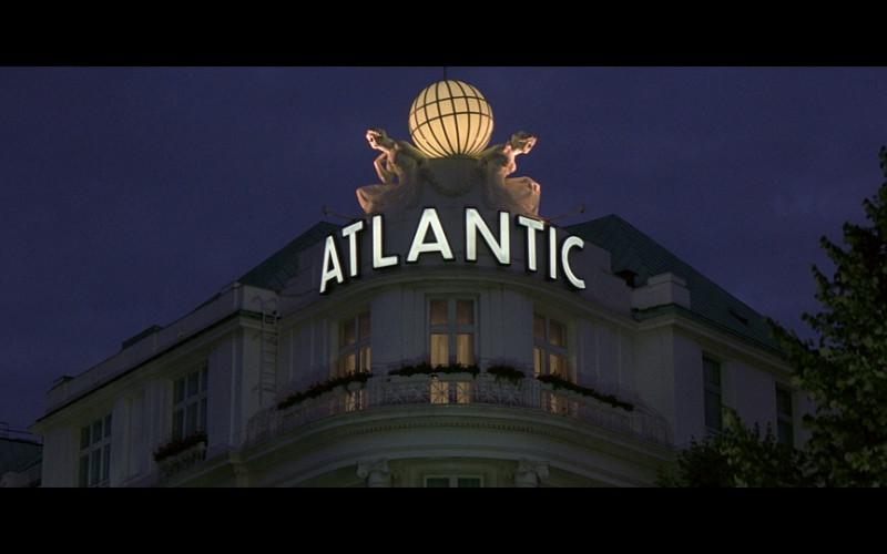 Atlantic Hotel Hamburg in Tomorrow Never Dies (1997)