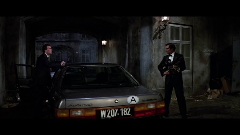 Audi 200 Cars in The Living Daylights (1)