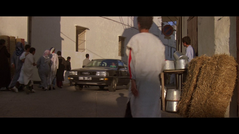Audi 200 Cars in The Living Daylights (2)