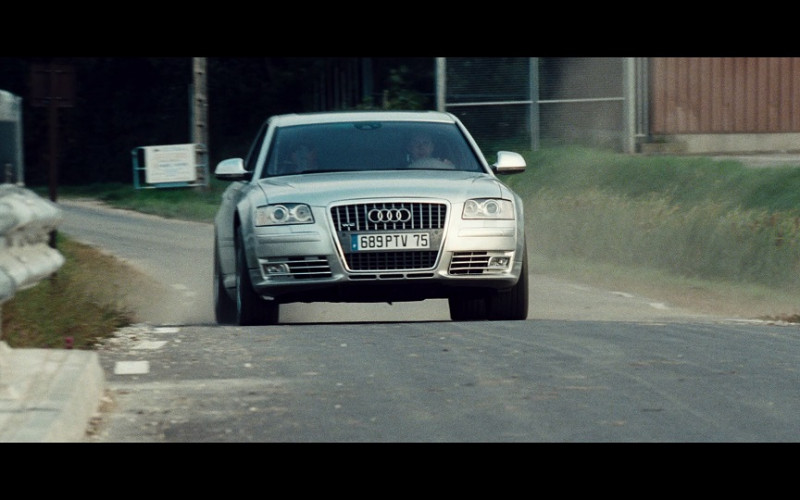 Audi A8 W12 Car in From Paris with Love (2010)