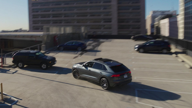 Audi Q8 Car in NCIS Los Angeles S12E09 A Fait Accompli (1)